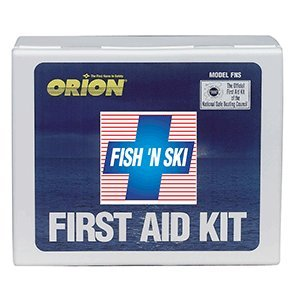 Kit Jewelry Solutions - Orion Safety Products Fish N Ski Marine First Aid Kit
