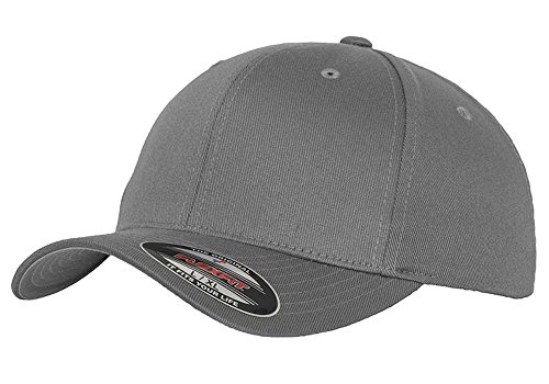 1973-77 Ford F150 Pickup Truck Classic Outline Design Flexfit hat Cap Small/Medium Grey