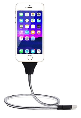 Upgraded Flexible Lightning inches charging product image
