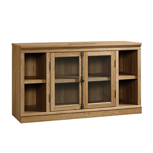 Sauder 416798 Barrister Lane Entertainment Credenza, For For TVs up to 60