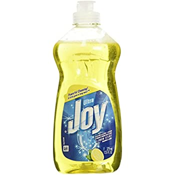 Amazoncom Ajax Lemon Dishwashing Liquid 30 Oz Health Personal Care
