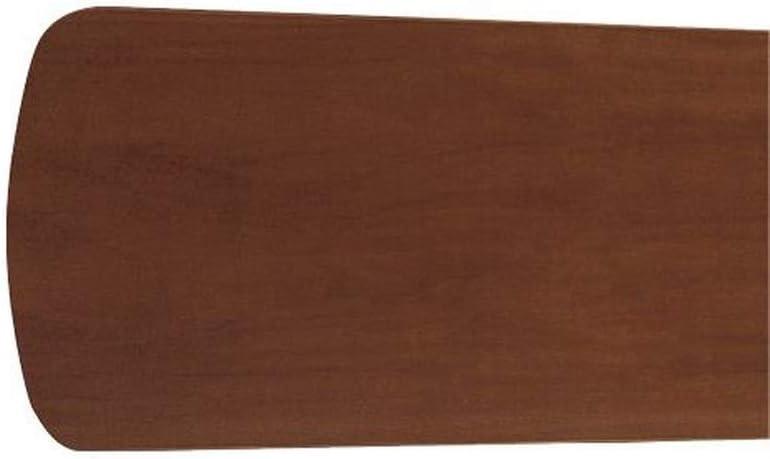 - Cherry Set of 5 5252222122 Quorum International 52 Semi-Square Fan Blades