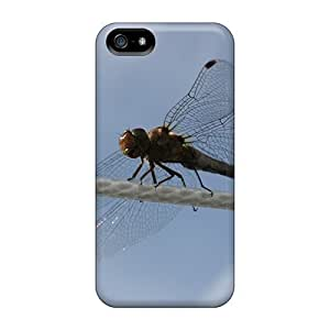 Case Cover Dragonflies Ropes Sun/ Fashionable Case For Iphone 5/5s