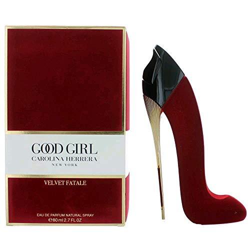 Amazoncom Carolina Herrera Good Girl Eau De Perfume 27oz Velvet