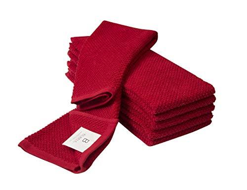6 Pack Large Kitchen Towel Set / 16