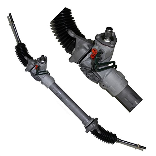 Detroit Axle Complete Power Steering Rack & Pinion Assembly for 1988-93 Jaguar - Jaguar Xj6 Tie Rod