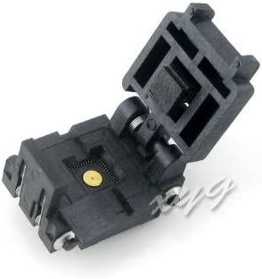 Plastronics 48QN50K17070 IC Test /& Burn-in Socket for QFN48 MLP48 MLF48 package