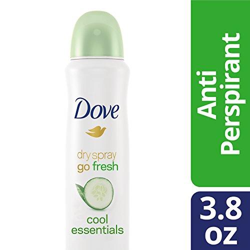 Dove Spray Antiperspirant Essentials Ounce