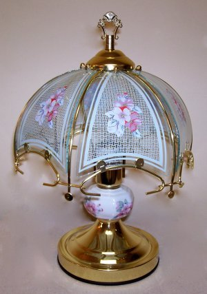 Dogwood Touch Lamp