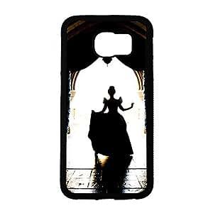 Classical Design Cartoon Cinderella Phone Case for Samsung Galaxy S6 Nice Style Disney Comic Cinderella Cover Case