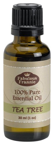 Fabulous Frannie Tea Tree Essential Oil