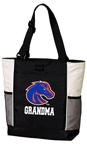 Broad Bay Boise State University Grandma Tote Bags Boise State Grandma Totes Beach Pool Or Travel