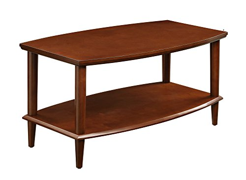 Convenience Concepts Cambridge Coffee Table, Espresso