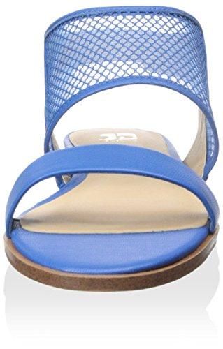 Women Sandal Flat Rochelle Jeans Blue Joe xzOTq7