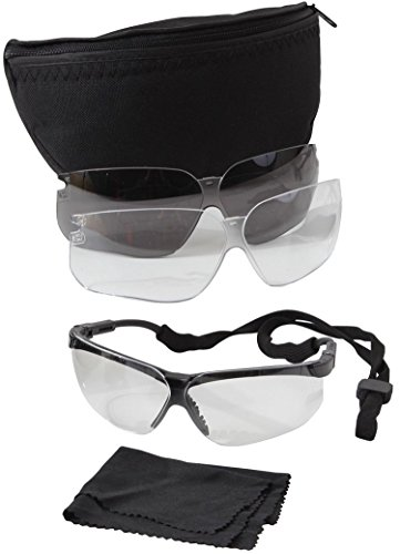 Safety Glasses & Sunglasses Uvex Genesis Military Issue Eye Protection - Army Issue Aviator Sunglasses