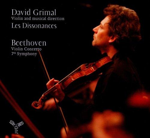 Beethoven: Violin Concerto/Sym                                                                                                                                                                                                                                                    <span class=