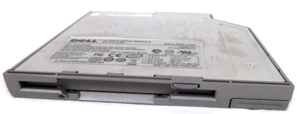 Dell Floppy Disk Drive for Latitude D500, D505, D510, D520, D530, D600, D610, D620, D630, D800, D810, D820, D830 Computer