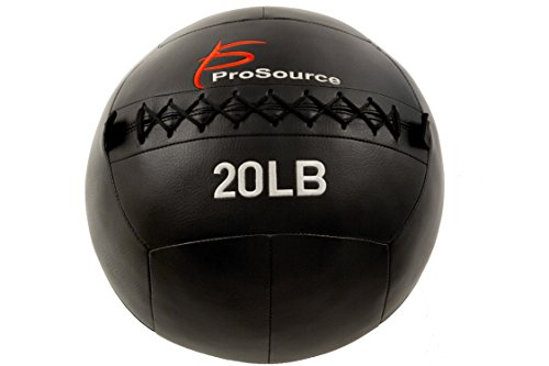 ProSource Soft Medicine Balls for CrossFit Wall Balls and Fu