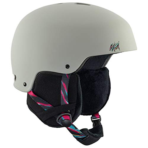 Anon Burton Lynx Helmet, Disco Tiger Gray, Small ()
