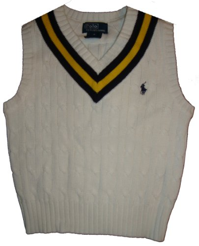 Polo by Ralph Lauren Infant Boys Sweater Vest Available in Several Color and Sizes