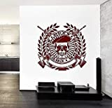 Wall Vinyl Army Soldier Honor Duty GuaranteFF Quality Decal z3461