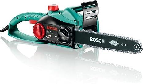 Bosch AKE 35 S - Motosierra eléctrica (1800 W, sierra