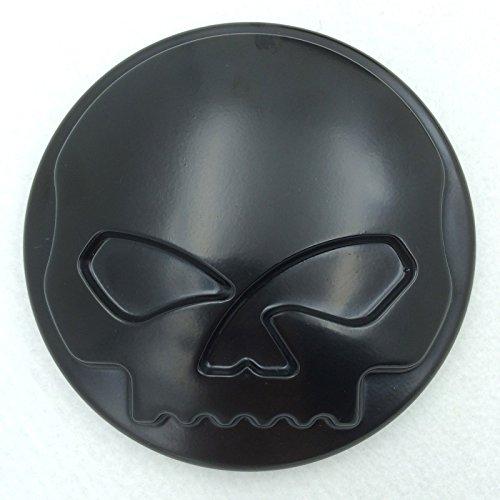 HTT GROUP Black Skull Air Cleaner Intake Filter System Kit For Harley Sportster XL883 XL1200 1988 1989 1990 1991 1992 1993 1994 1995 1996 1997 1998 1999 2010 2011 2012 2013 2014 (Skull Air Cleaner Kit)