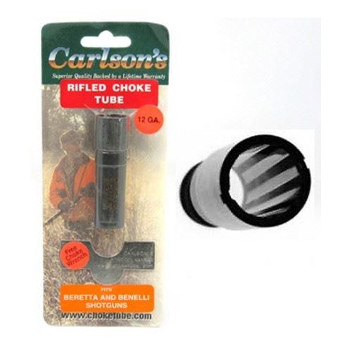 Carlsons 40050, Rifled Choke Tubes, Beretta 12 Gauge (Tube Rifled)