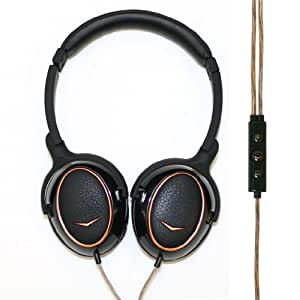 Klipsch Reference ONE, On-Ear Stereo Headphones w/Inline Microphone