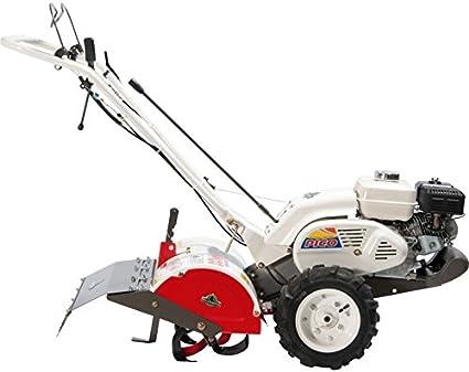 Orec SF 600D – Motocultor con fresa trasera de doble sentido de rotación – Motor Honda GXV160-4,0 kW