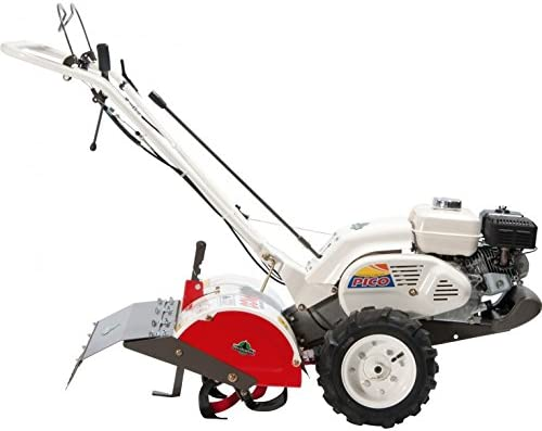 Orec SF 600d - Motocultor con fresa trasera de doble sentido de ...