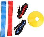 Soccer Belt Flag, Ultraviolet-Proof Sturdy Football Waist Tag Football Belt Flag for Sports for Activities