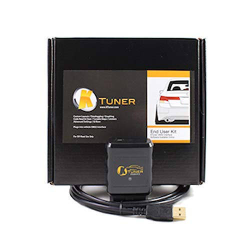 Ktuner V1.2 Flash OBD2 ECU Programmer for Honda Civic, Accord, CR-V, Acura, More