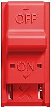 Herramientas de Cortocircuito RCM Clip para Nintendo Switch Joycon Jig Dongle no versión 3D-Impresa de Mejor Calidad (Rojo): Amazon.es: Bricolaje y herramientas