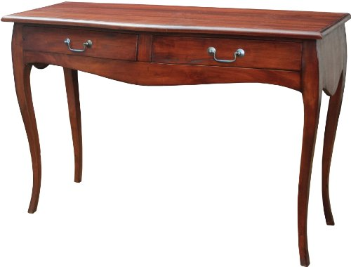 Sterling 6500835 Groveland Wood Writing Desk, 31-Inch, Mahogany Stain
