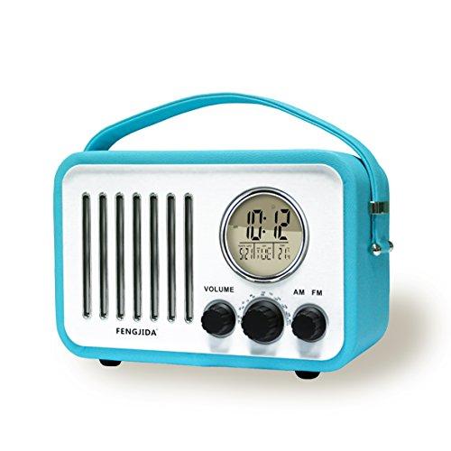 vintage alarm clock radio - 5