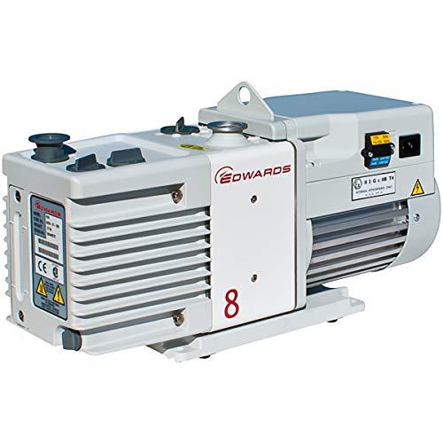 Edwards Rotary Vane Vacuum Pumps; Rv8; Air Displacement: 6.9cfm - Edwards Rotary Pump