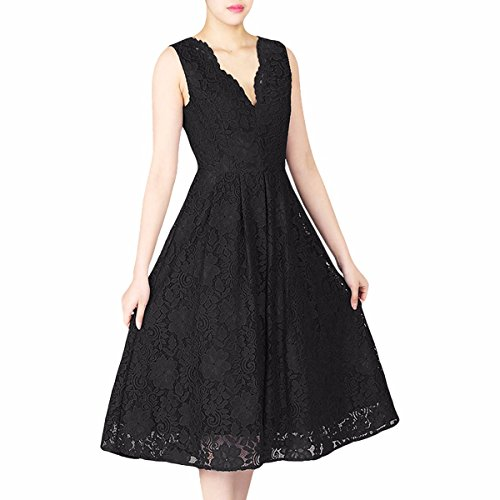 無力肉屋老人Samtree DRESS レディース US サイズ: 3L カラー: ブラック
