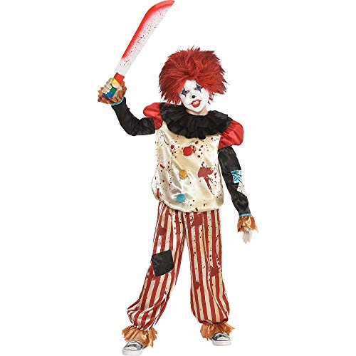 amscan Bloody Clown Accessory Kit for Children, Standard, 2 Pieces]()
