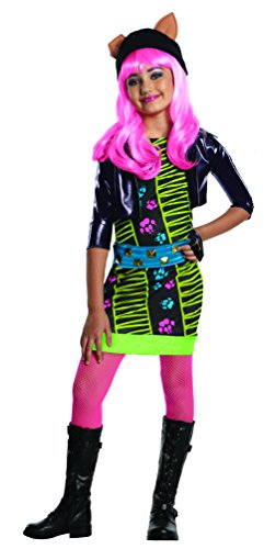 Monster High Howleen Costume, Medium