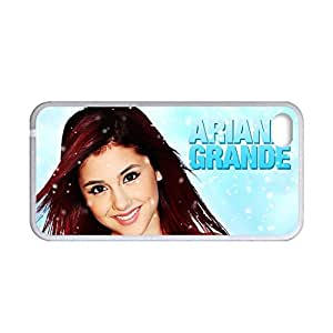 Generic For Iphone4 Apple Print With Ariana Grande Quilted Phone Case For Kids Choose Design 1