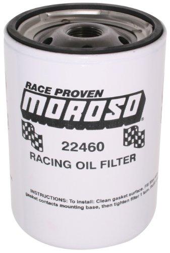 Moroso 22460 Racing Oil Filter for (Moroso Racing)