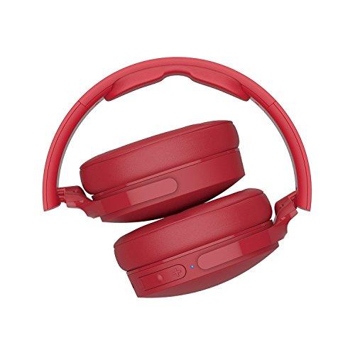 Skullcandy HESH 3 Red Wireless Bluetooth Headphones With iOttie RapidVolt Micro USB Car Charger by Skullcandy (Image #4)
