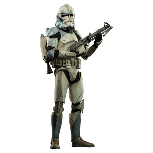 Star Wars 1/6 scale figure Military's of Star Wars Clone Trooper (104th Battalion edition)
