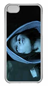 Customized iphone 5C PC Transparent Case - Devil May Cry 12 Personalized Cover