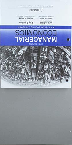 Bundle: Managerial Economics, Loose-leaf Version, 5th + MindTap Economics, 1 term (6 months) Printed Access Card ()