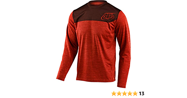 Troy Lee Designs Flowline Shield S//S Mens Off-Road BMX Cycling Jersey