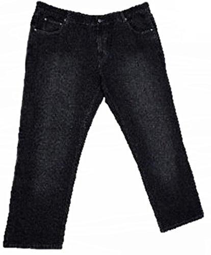 Jeans 5-pocket black 5xl