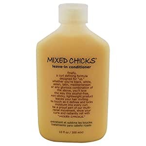 Mixed Chicks Leave-in Conditioner, 10 fl oz [Health and Beauty]
