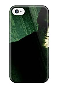 Hot Tpye The Matrix () Case Cover For Iphone 4/4s